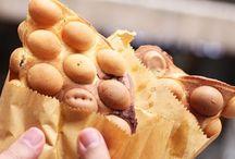hongkong egg waffle