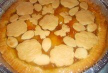 La crostata di confettura di albicocca