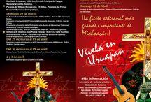 Eventos / Eventos en Uruapan Michoacán México