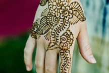 Henna Ideas / by Chris Eleise