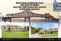 LSU Student Housing Condos Townhomes SFR / by Bill Cobb