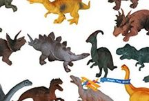 Action Figures - Dinosaurs & Animals / This boards has a fantastic range of animal and dinosaur figures that will defiantly fascinate your children! Our dinosaur and animal figures make education FUN!