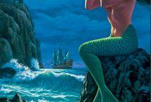 mermaids —La Sirena / by Magnolias West
