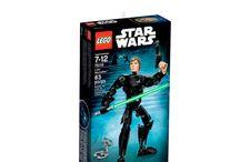 Lego / lego, starwars, Luke, Millenium falcon