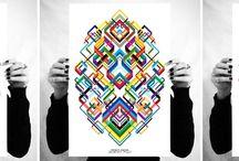 print design inspiration / by Krista Flynt