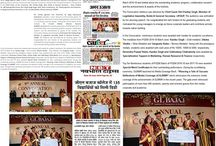 Media Coverage of 9th Annual Convocation 2018