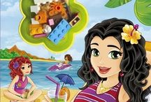 LEGO Friends: Fun on the Beach [Paperback] New arrival