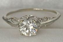 RING IDEAS / Ideas for designing my Engagement Ring