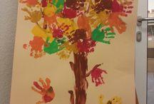 Herbst basteln mit kindern