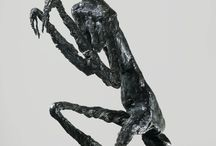Germanie Richier De mantis