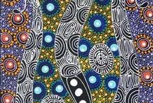 Aussie ~ Aboriginal Art