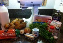 Recipes ~ KitchenAid Mixer