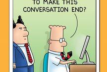Dilbert / by GoComics