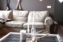 Rustic decor / by KARLA HEMMANN