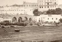 Tangier Century XIX, photographies by A. Cavilla, Tangier. / Photographies of Anthony Cavilla, photographer born in Gibraltar in 1867.  He had his Studio in Tangier until 1908, where he died.