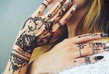 Mandala/henna/mendhi