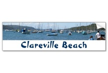 Clareville Arts and Designs / Photos and art inspired by Clareville that I have made into gifts.
