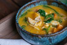 Recipes for Soups & Stews / by Desra Lea