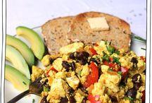 Vegan breakfast / by Lindsay Sinclair