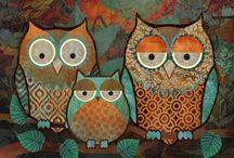 Owls and Screech-owls