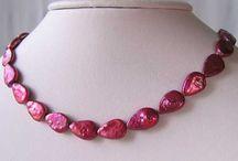 Fresh Water Pearls > Purple Pearls / Wonderful Purple Fresh Water Pearls.