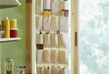 Organizing Storage Ideas