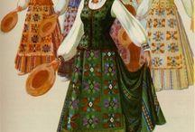Lithuanian folk style