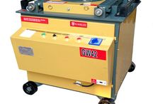 maintenance of rebar bending machines