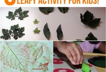 Fall Kid Crafts / by Brooke Whimpey