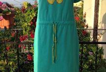 Handmade dresses / Handmade dresses http://handmadezone.ro/imbracaminte-si-incaltaminte/rochii