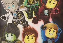LEGO Ninjago ♥