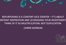 Carrie-isms / Quotes from Carrie Morgan