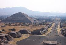 TEOTIHUACÁN / época clásica 300-900 Mesoamérica