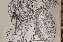 griechische Gottheiten