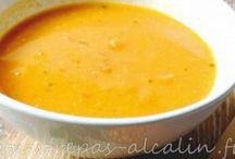 Plats cuisinés : Repas-Alcalin