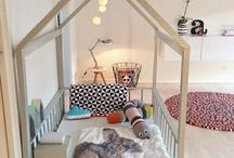 little man's bedroom / La future chambre de Lyam
