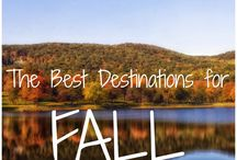 October travelling ideas