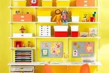 Kid's room / by Seshi Ramgopal Campbell