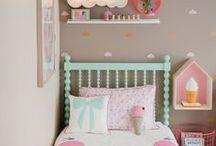 Çocuk odaları dekorasyon