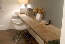 Renovations - furniture