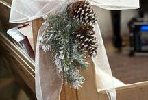 Svatba v zimě