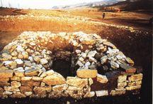 BC 3500 : China / Niuheliang Temple - China, BC 3500-3000 Banpo Dwelling Site - China, BC 4500 Xishuipo Tomb - China, BC 4000