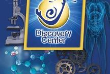 Upcoming events! / See what kinds of scientific learning adventures we have coming up! / by Discovery Center of Springfield