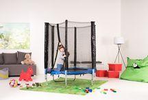 Trampoline / Bei uns findest du tolle Trampoline für die ganze Familie!