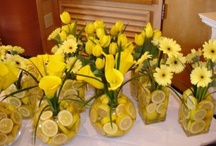 centerpieces and party decor / by Kristie Popa