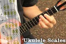 Uke scales