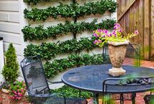 Garden ideeën