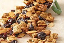 Healthy Snacks and Treats
