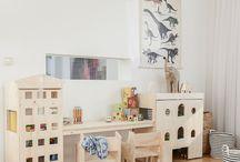 speelhoek huiskamer