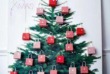 Christmas - Tree on Wall